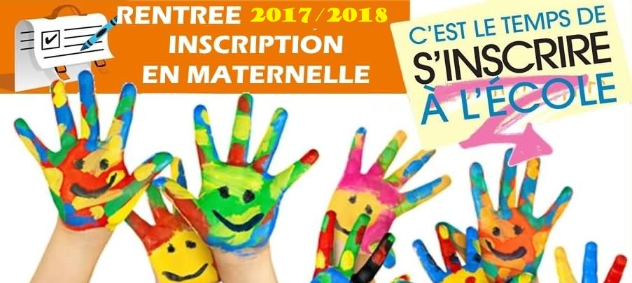 inscription scolaire 2017-2018 Mairie Le Mesnil-Simon